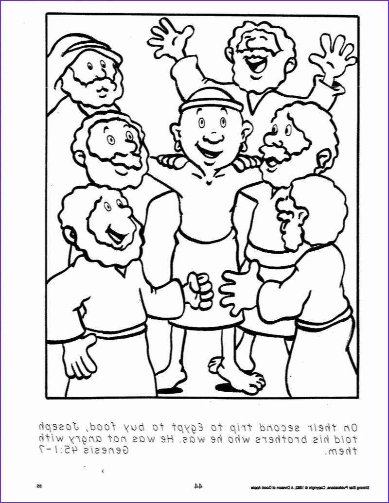 Forgiveness Coloring Sheet New Photos Lesson 9 the forgiving Prince Joseph forgives His