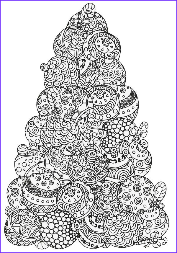 Free Holiday Coloring Page for Adults Inspirational Photos 5 Absolutely Free Beautiful Christmas Colouring Pages