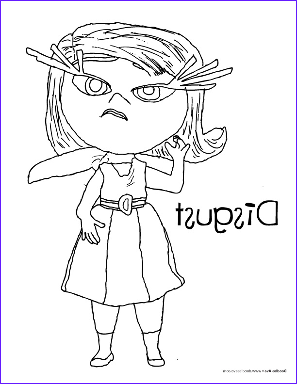 Free Inside Out Coloring Page Cool Gallery Inside Out 48 Animation Movies – Printable Coloring Pages