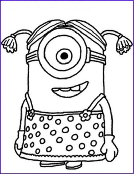 Free Minion Coloring Page Luxury Image Minions Coloring Pages Printable