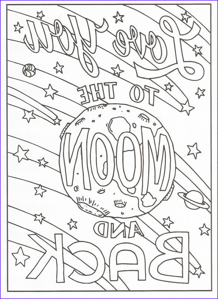 Free Printable I Love You Coloring Page for Adults Cool Photography Timeless Creations Creative Quotes Coloring Page Love