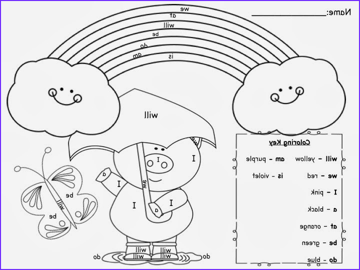 Free Sight Word Coloring Page Beautiful Collection Sight Word Coloring Pages Printable Free Coloring Pages
