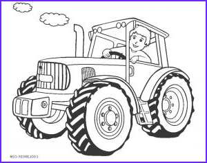 Free Tractor Coloring Page Awesome Photos Free Printable Tractor Coloring Pages for Kids