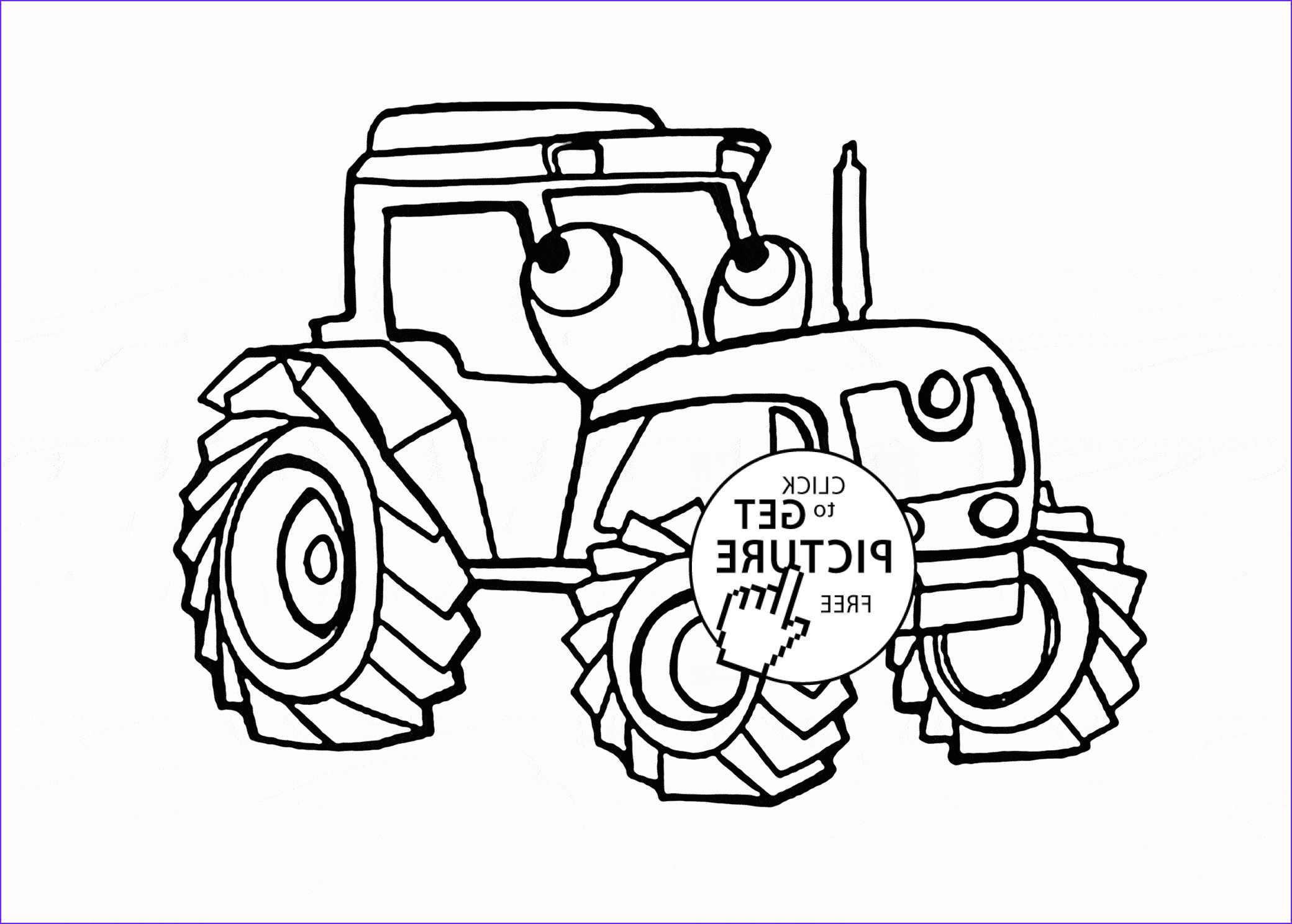 Free Tractor Coloring Page Best Of Photos Tractors Drawing at Getdrawings