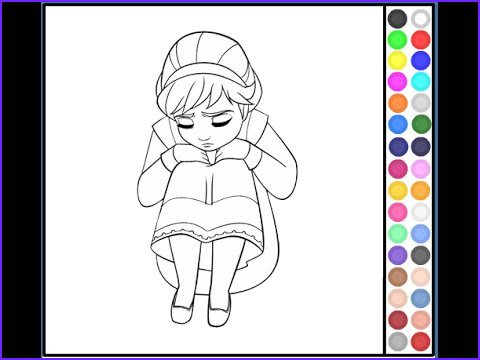 Frozen Coloring Page for Kids Inspirational Photos Disney Frozen Coloring Pages for Kids Disney Frozen