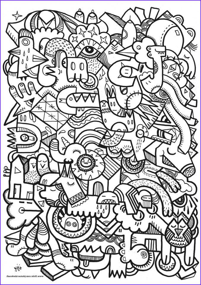 Funny Adult Coloring Page Luxury Images 20 Free Printable Unicorn Coloring Pages for Adults