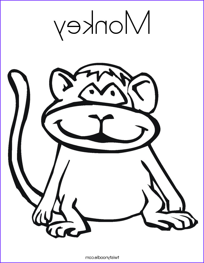 monkey coloring pages love coloring pages 7 printable coloring pages