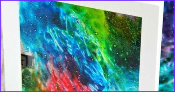 Glue and Food Coloring Stained Glass New Photos Stained Glass Art A Super Simple Project that Uses Glue