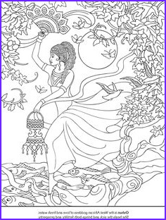 Goddess Coloring Page Beautiful Photography 454 Best Coloring Sheets Images