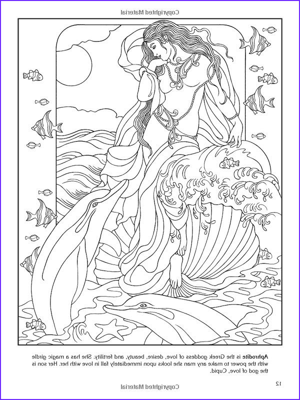 Goddess Coloring Page Elegant Collection Goddess Coloring Pages Google Search Color Pages