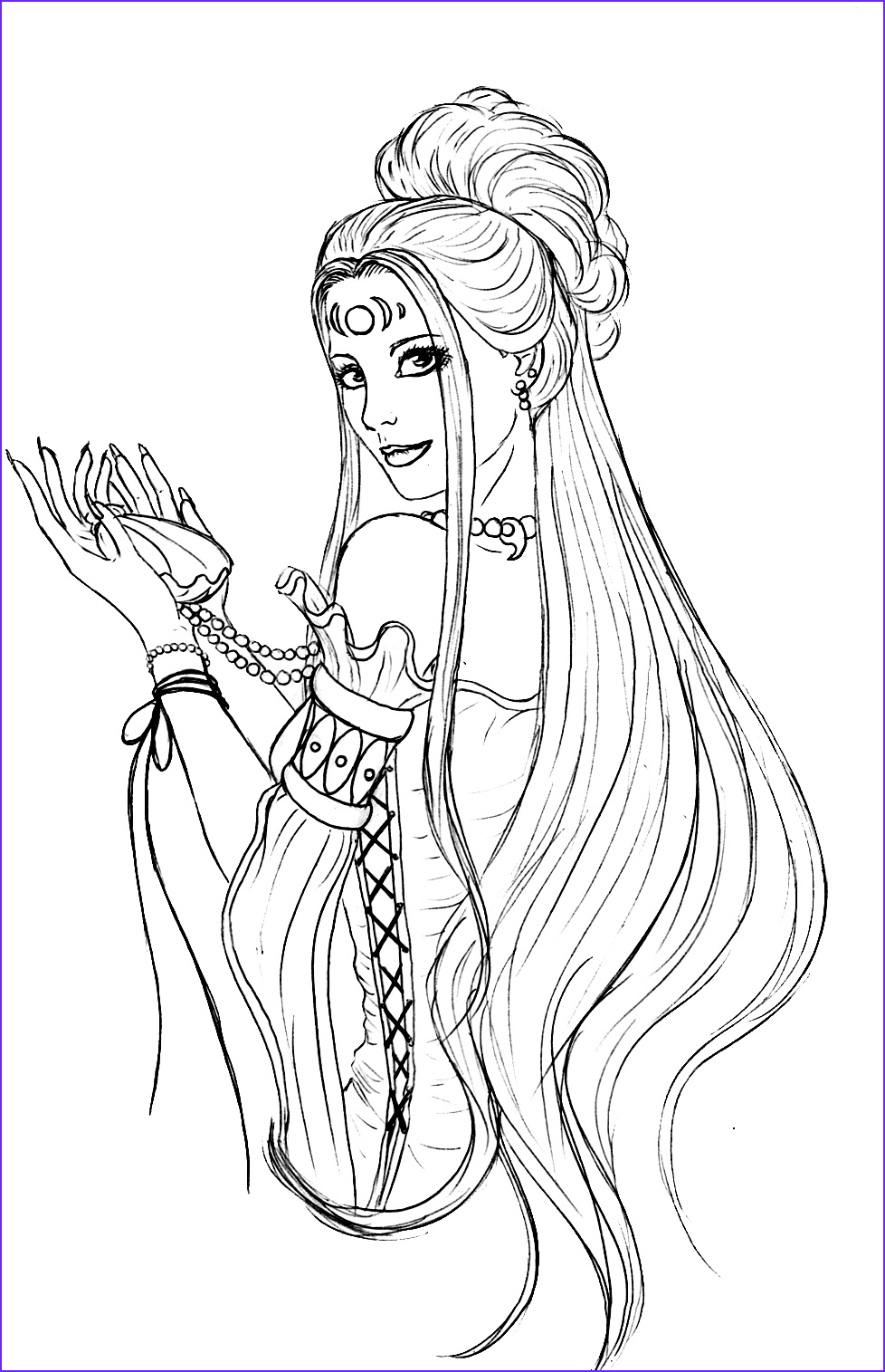 Goddesses Coloring Book Awesome Images Greek Mythology Coloring Pages Learny Kids