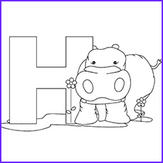 H Coloring Page Elegant Gallery top 25 Free Printable Letter H Coloring Pages Line