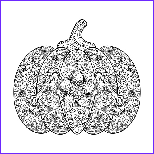 Halloween Adult Coloring Page Awesome Photos Pumpkin Coloring Page Kidspressmagazine