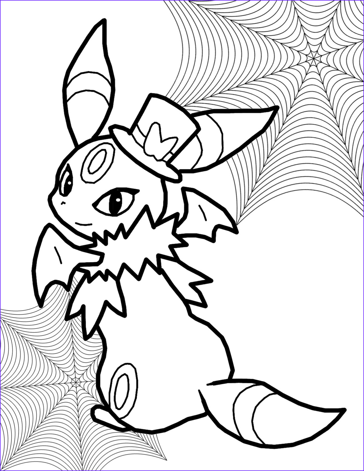 here is the last of the halloween coloring pages i