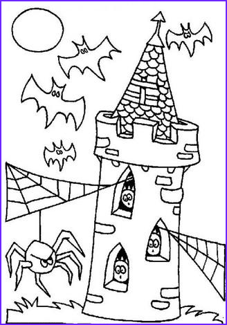 Halloween Coloring Page Free Awesome Collection Free Coloring Pages Halloween Coloring Pages Free