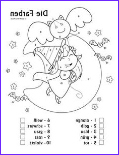 Halloween Coloring Worksheet New Gallery Los Colores Spanish Colors Color by Number butterfly