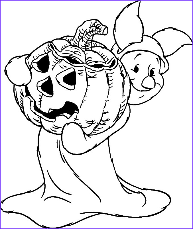 Halloween Coloring Worksheet New Photos 24 Free Printable Halloween Coloring Pages for Kids