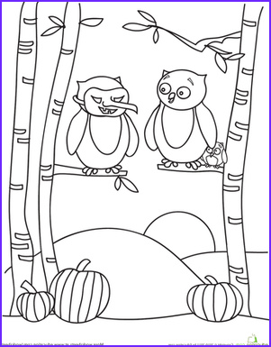 Halloween Owl Coloring Page Beautiful Photos Color the Halloween Owls Coloring Page