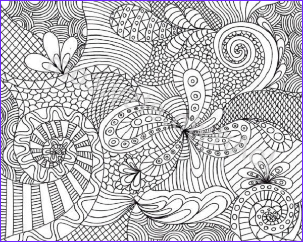 hard coloring page 2