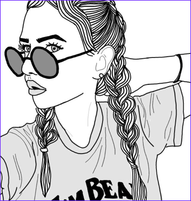 Hard Coloring Page for Girl Best Of Photos Coloring Pages Tumblr