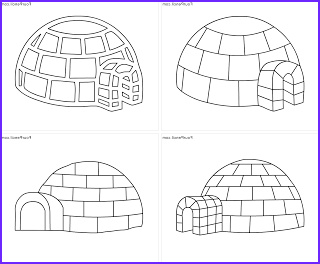 Igloo Coloring Page Inspirational Stock Free Printable Igloo Coloring Pages for Kids – Fourcoloring