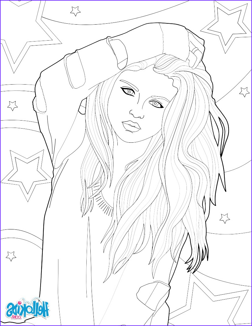 14 Awesome Collection Of Jojo Siwa Coloring Page to Print
