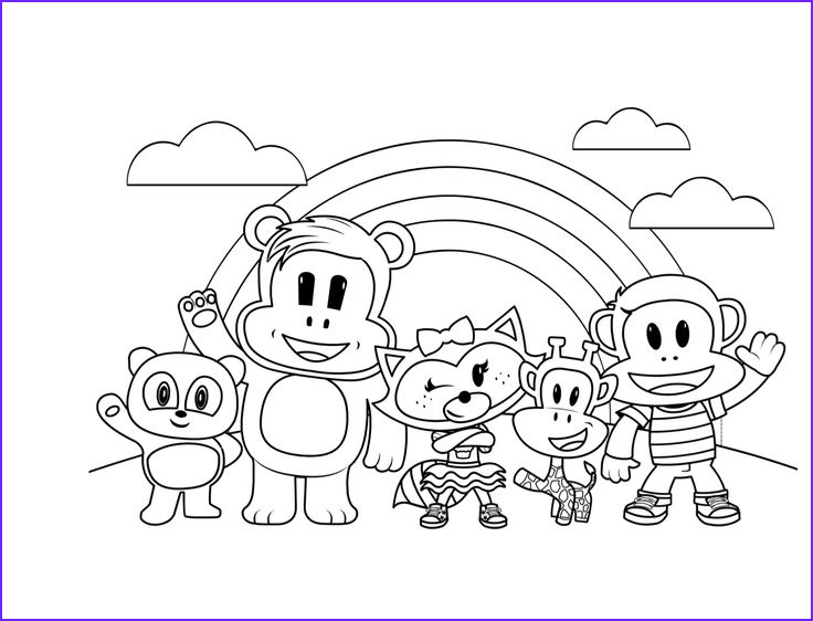 Julius Jr Coloring Page Inspirational Image Julius Jr & Friends Coloring Sheet Ready For Your