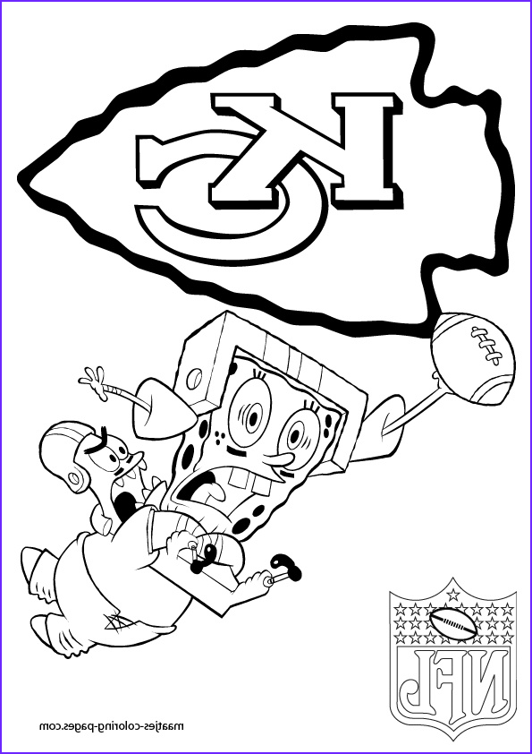 Kc Chiefs Coloring Page Awesome Image Kansas City Chiefs Coloring Pages