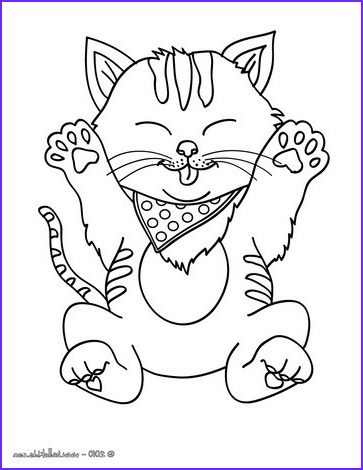 Kitten Coloring Picture Elegant Gallery Cute Kitten Coloring Pages Hellokids