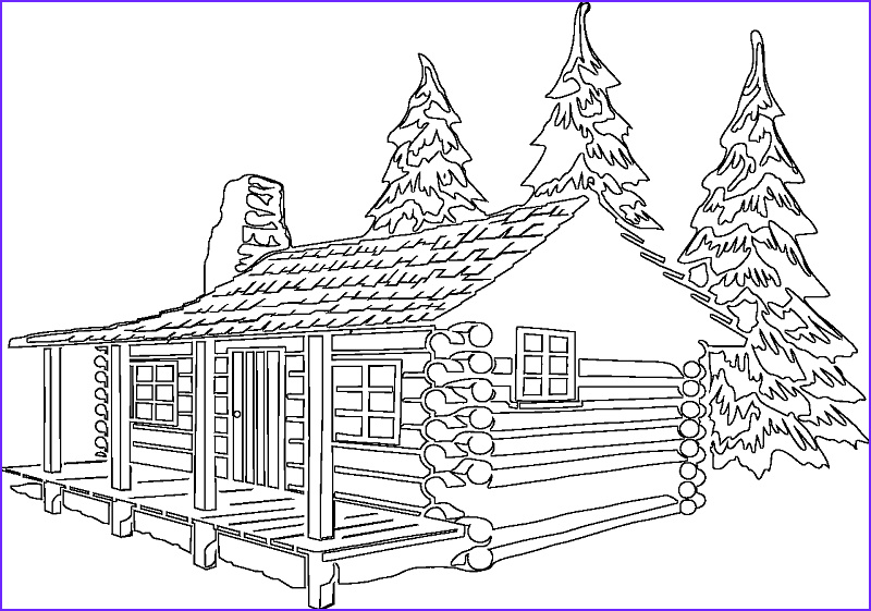 architecture coloring pages 2