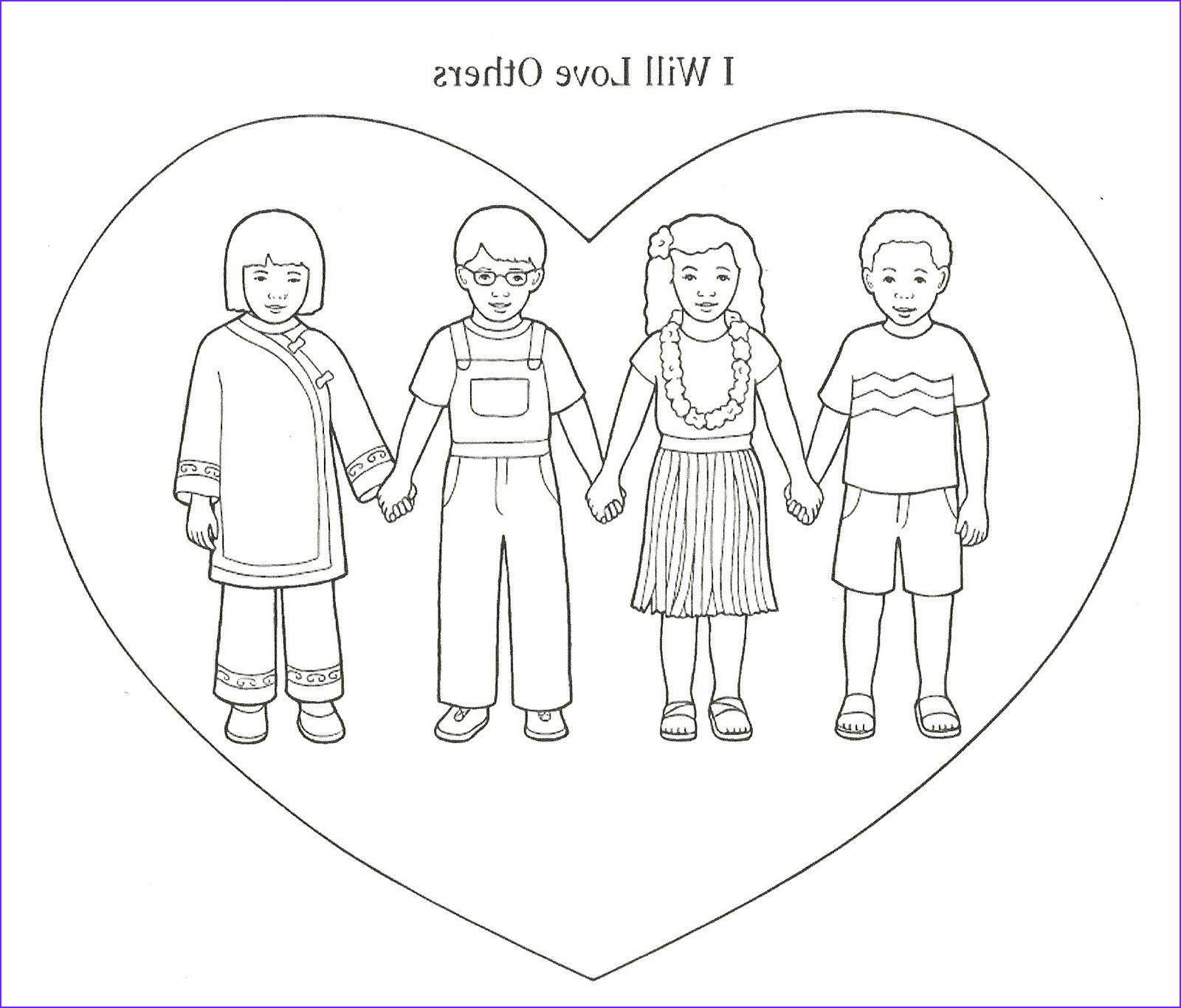 Love Your Neighbor Coloring Page Beautiful Image Love Your Neighbor as Yourself Coloring Pages Matthew 22