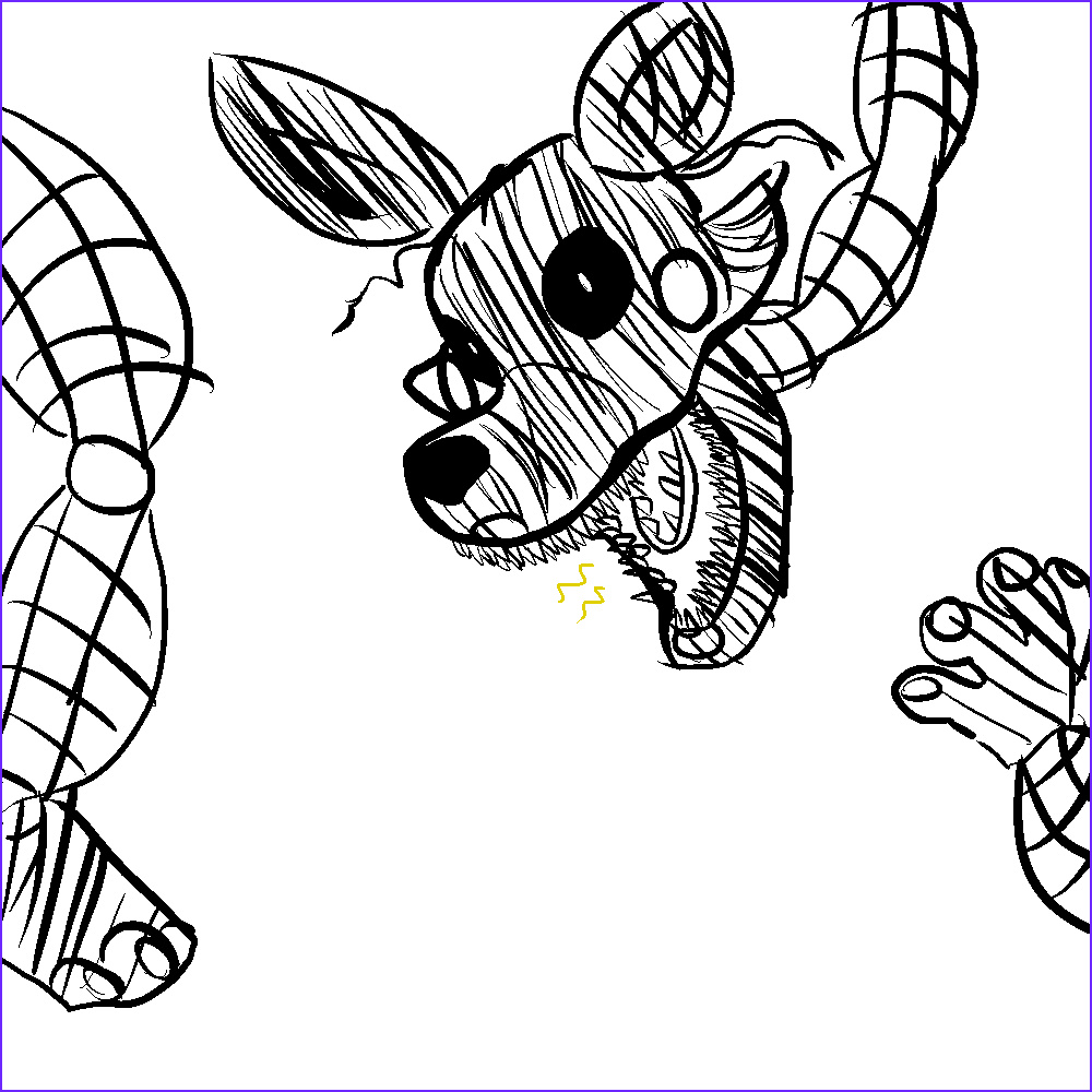Mangle Coloring Page Beautiful Image Phantom Mangle Wiki Meme By Getjazzy It On Deviantart