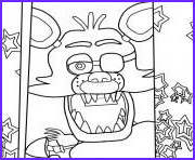 Mangle Coloring Page Elegant Images Print Mangle From Five Nights At Freddys 2 Fnaf Coloring