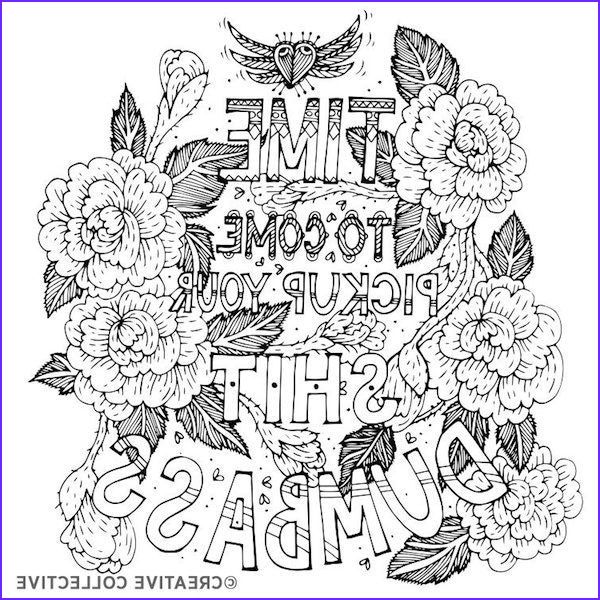 Meth and Coloring Book Inspirational Images This Breakup Insults Adult Coloring Book is Perfect for