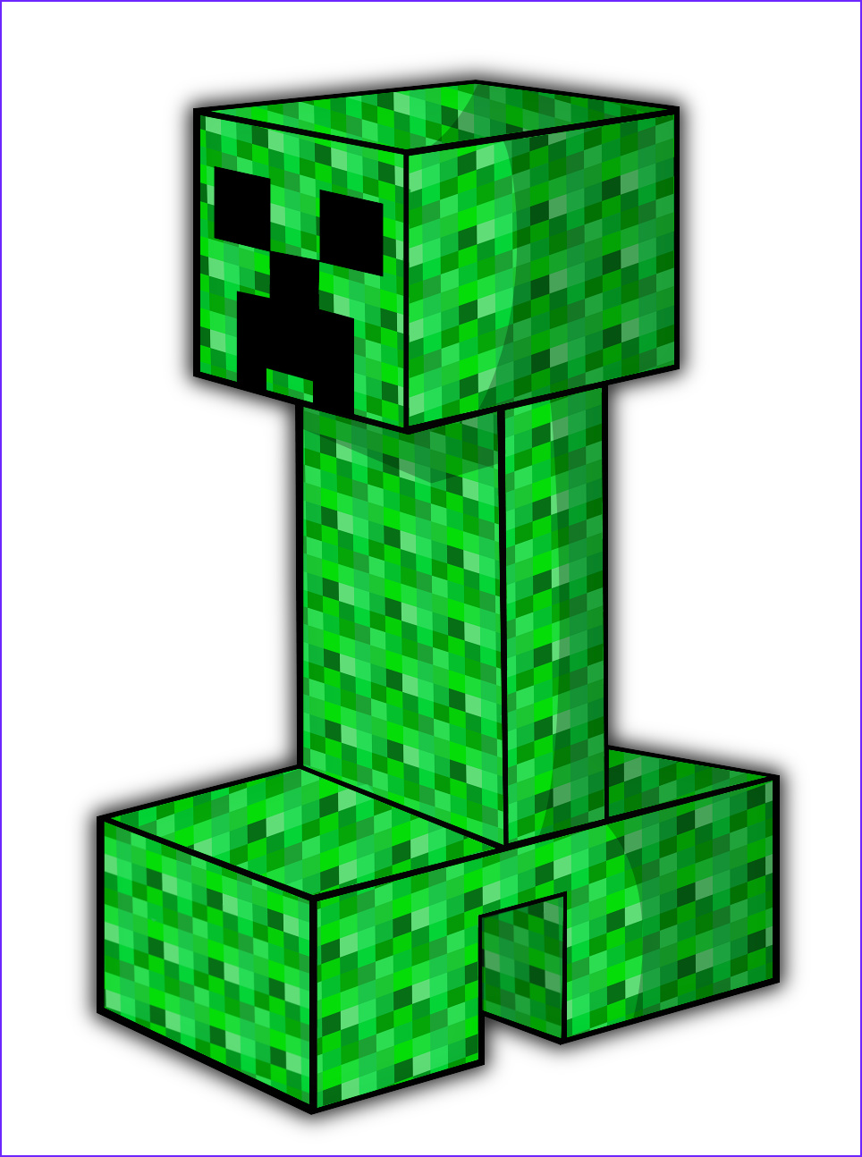 Minecraft Coloring Page Creeper Luxury Photography Webfreak Design Zim and Minecraft Creeper