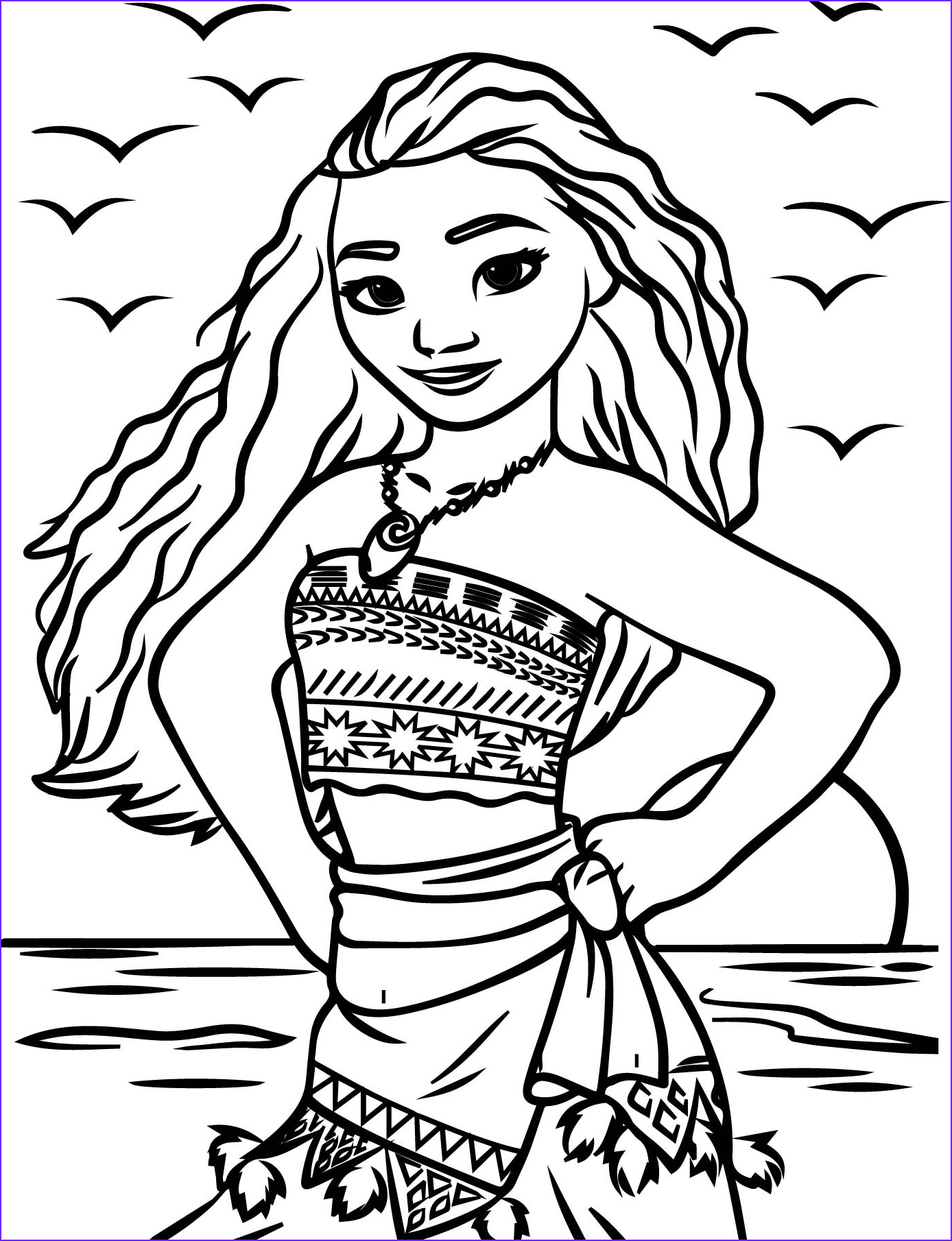 Moana Coloring Page Printable Luxury Photography Disney Moana Coloring Page