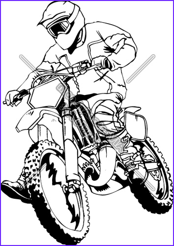 Motocross Coloring Book Best Of Gallery Motocross Clipart Ourclipart