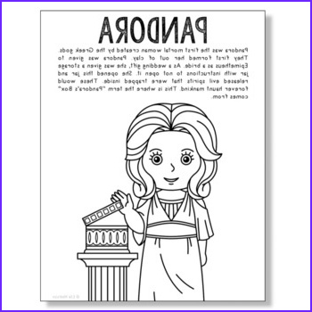 Mythology Coloring Book Beautiful Images 12 Greek Mythology Coloring Page Crafts or Posters with