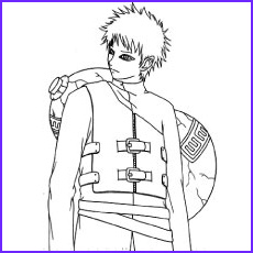 naruto coloring pages for your little ones