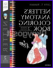 netter s anatomy coloring book updated edition