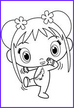 Ni Hao Kai Lan Coloring Page Cool Photography Kids N Fun