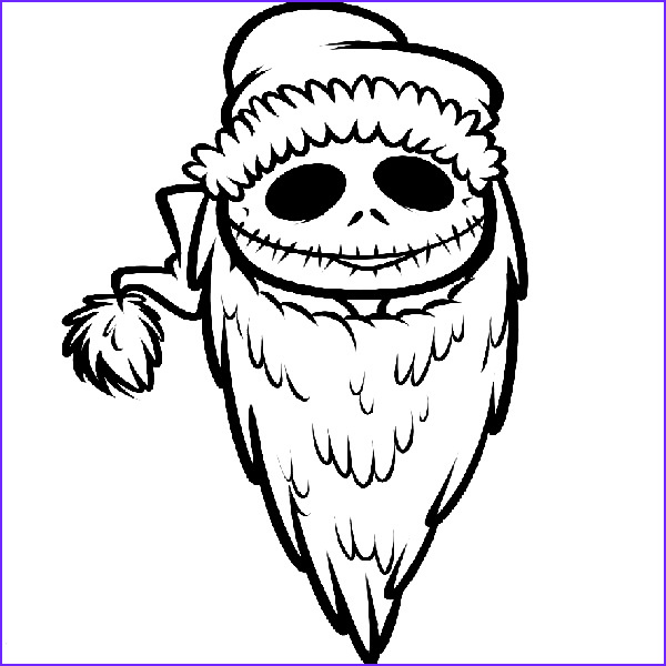 Nightmare before Christmas Coloring Page Elegant Photos Free Printable Nightmare before Christmas Coloring Pages
