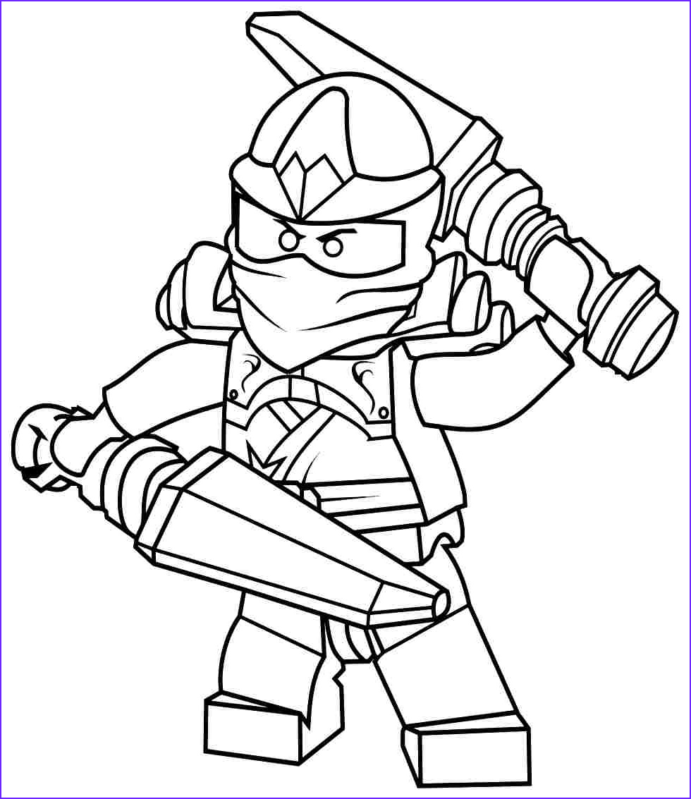 Ninjago Coloring Page Printable Best Of Photography Lego Ninjago Blue Ninja Coloring Pages High Quality
