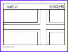 Norway Flag Coloring Page Inspirational Photography Free Printable Flag Of norway Coloring Page for Kids
