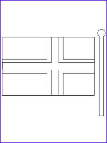 Norway Flag Coloring Page Inspirational Photos norway Flag Coloring Page From norway Category Select