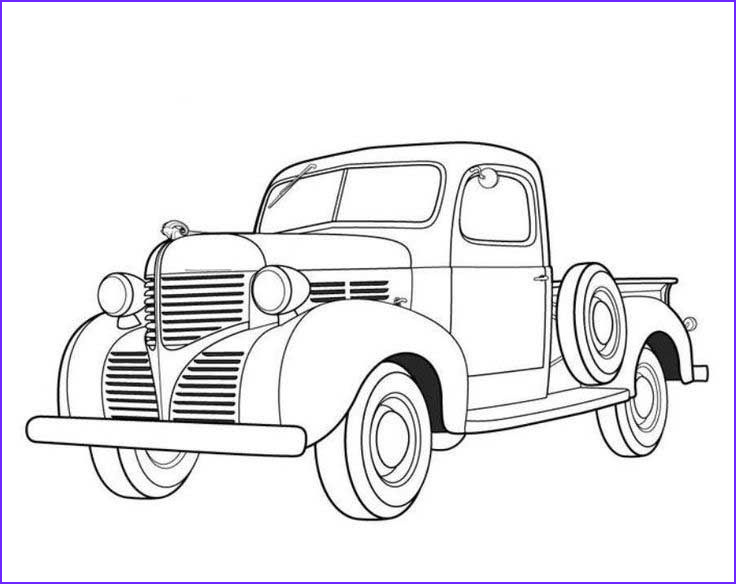 Old Cars Coloring Page Elegant Gallery Pin by Shreya Thakur On Free Coloring Pages