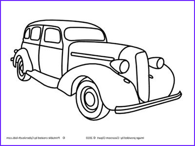 Old Cars Coloring Page Elegant Images Old Car Coloring Page
