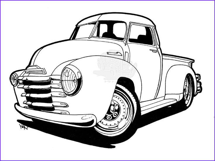 Old Cars Coloring Page New Photos Cars Chevy Truck Coloring Pages Provide some Of the Best