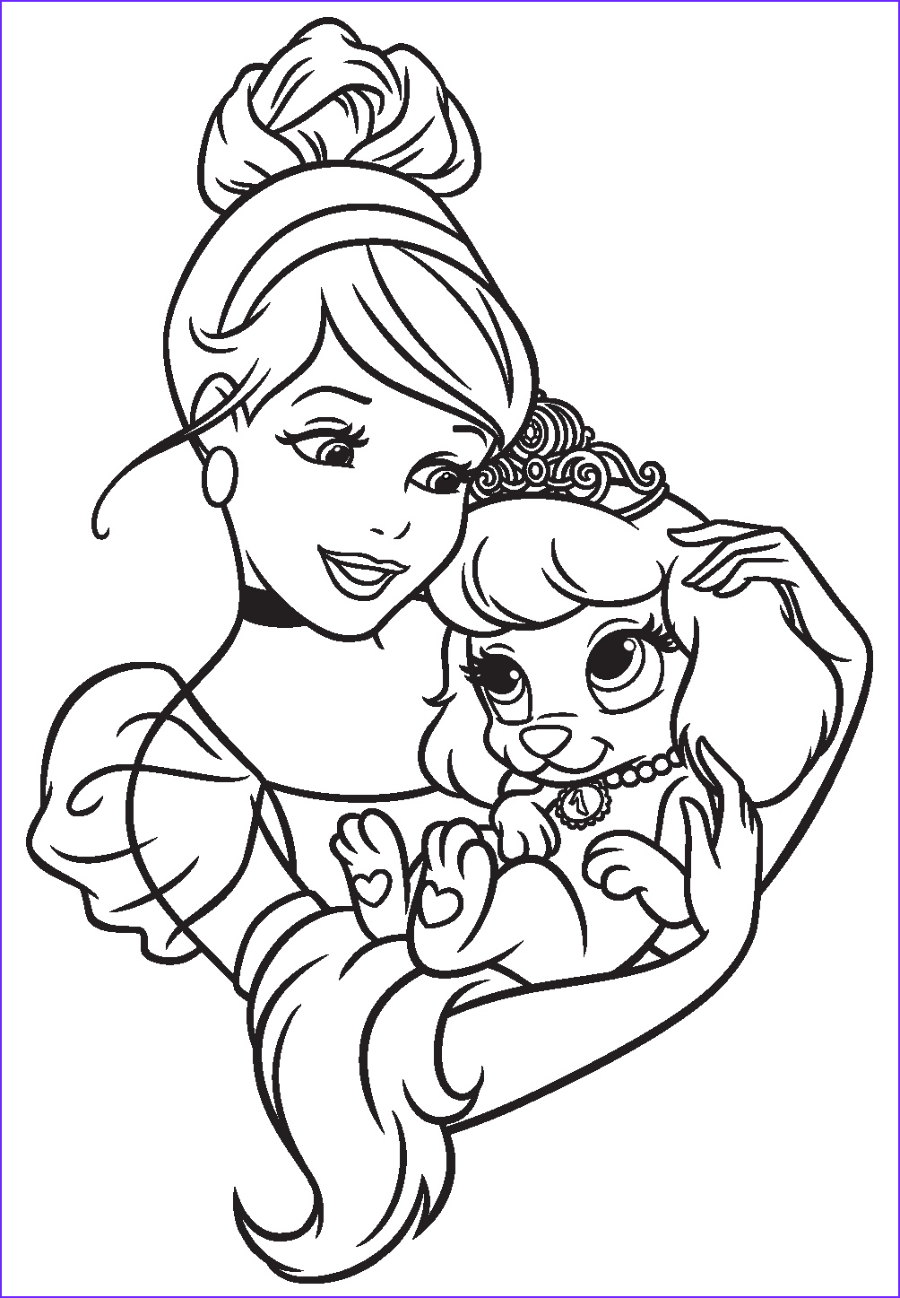 Palace Coloring Page Beautiful Images Palace Pets Coloring Pages Google Søgning