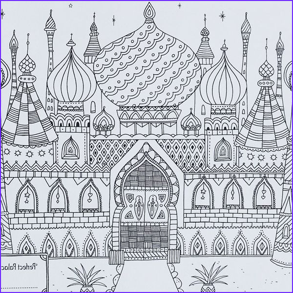 Palace Coloring Page Beautiful Photography Perfect Palace Picture From Colour with Me A Colouring